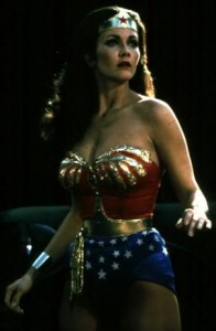 Lynda Carter as Wonder Woman