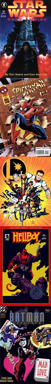 Good 1990s Comic Books