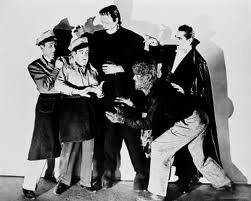 Abbot & Costello Meet The Wolf Man