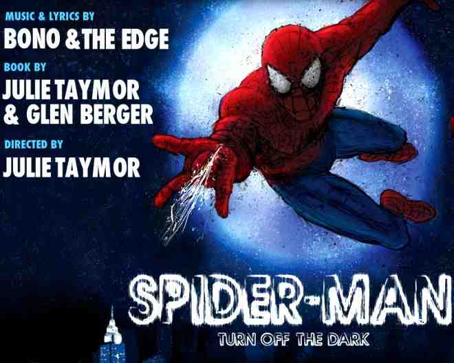 Spider-Man: Turn Off the Dark poster