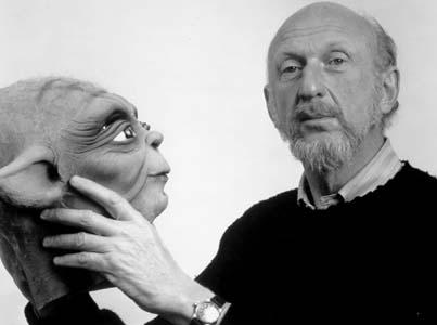 Irvin Kershner and Yoda