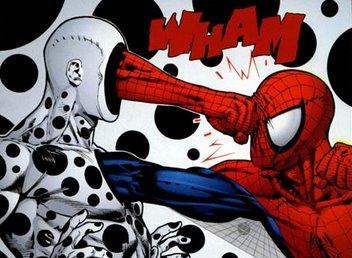 Spider-Man vs. Spot