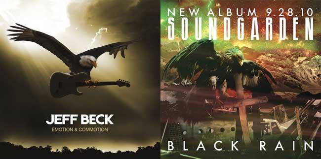 Eagle Album Covers