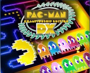 Pac Man Championship Edition DX Boxart