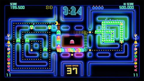 Pac Man Championship Edition DX Maze
