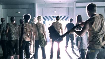 Walking Dead CDC