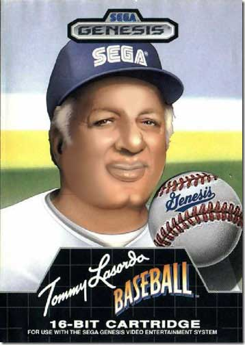 Tommy Lasorda by BTD
