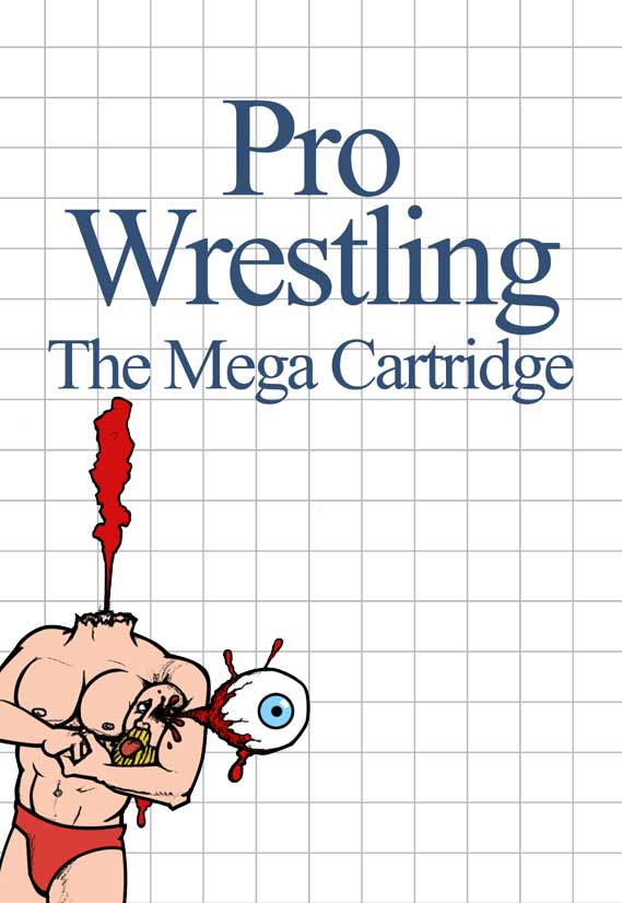 Pro Wrestling by BTD