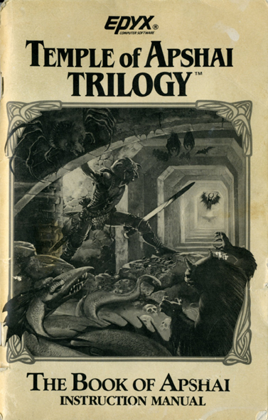 The Temple of Apshai Trilogy