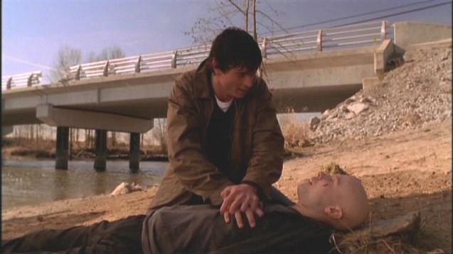 Clark_Saves_Lex_Smallville_Premiere