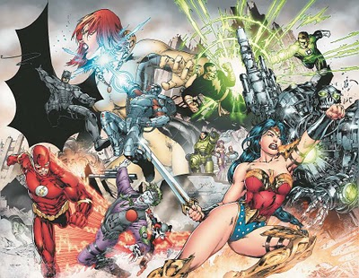 DCUO Legends 1