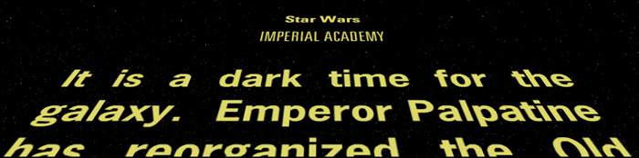 Star Wars Imperial Academy