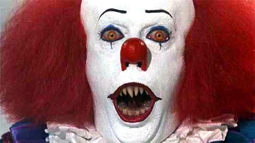 It - Pennywise the Clown
