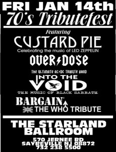 Tributefest