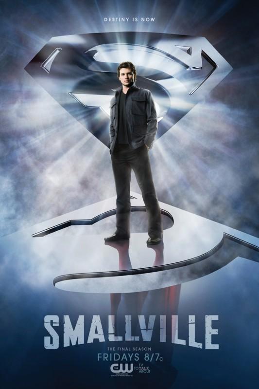 Smallville Final Season Poster