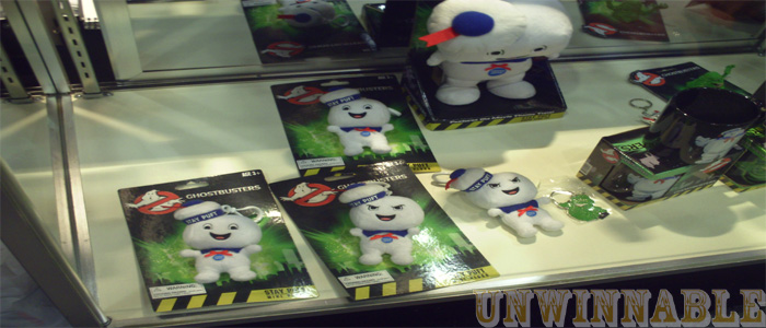 Toy Fair Ghostbusters Stay Puft Marshmellow Man