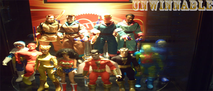 DC Super Heroes Real Ghostbusters MEGO Style