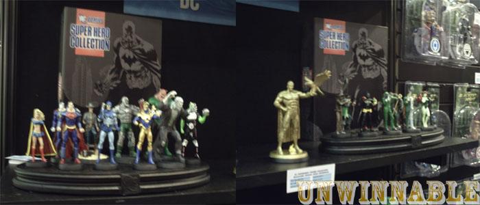 Toy Fair Superman Statue