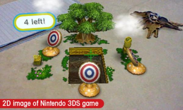 AR Games Bullseye