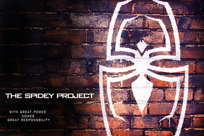 Spidey Project Logo