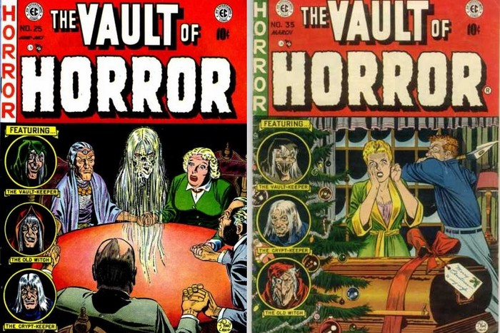 Vault of Horror Comics