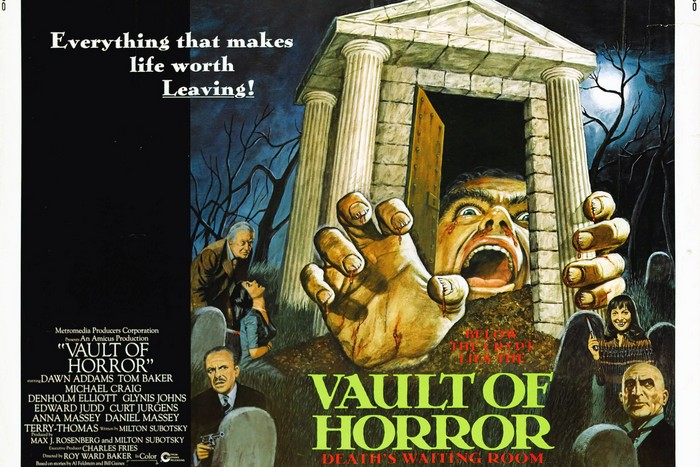 Vault of Horror Quad Poster