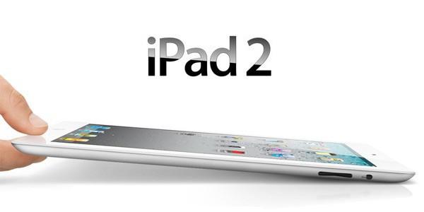iPad 2 Logo