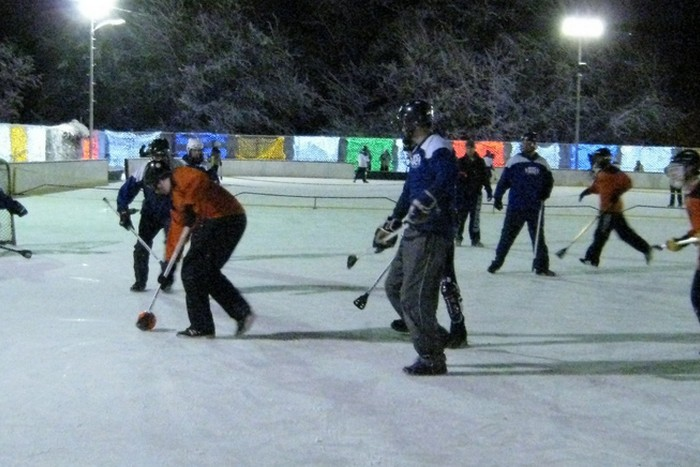 Broomball Pic 2