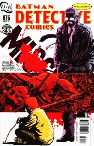 Detective Comics 875