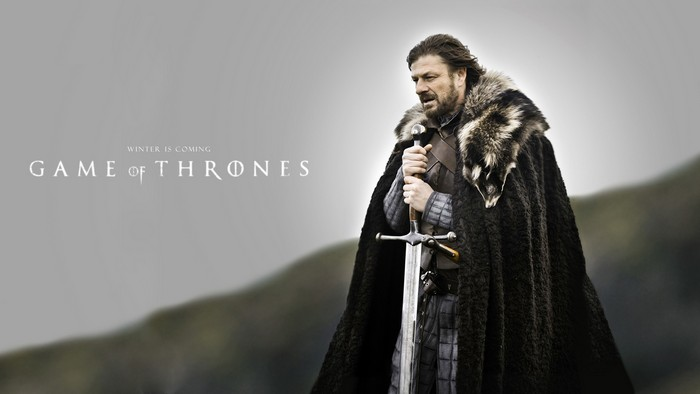Game of Thrones Title Banner