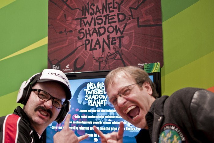 Insanely Twisted Shadow Planet PAX East
