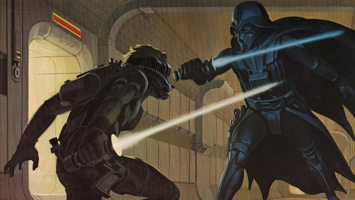 Mcquarrie Vader Luke