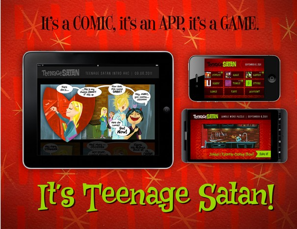 Teenage Satan APP pic