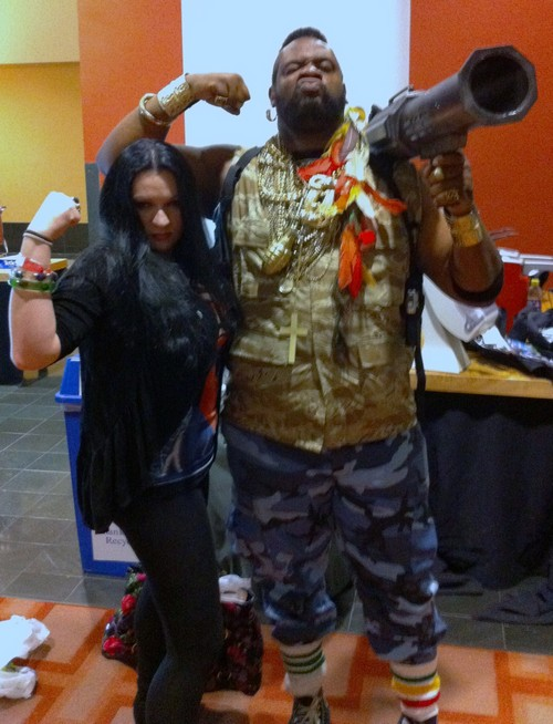 Boston Comic Con I Pity The Fool