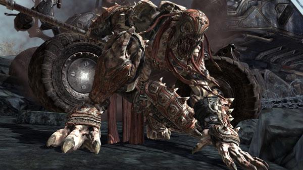 Gears of War Berserker