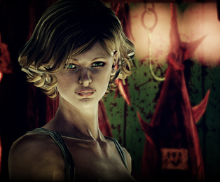 Shadows of the Damned - Paula