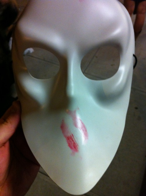 Sleep No More Mask