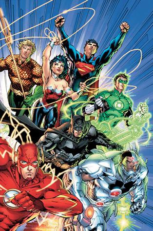 DC Reboot
