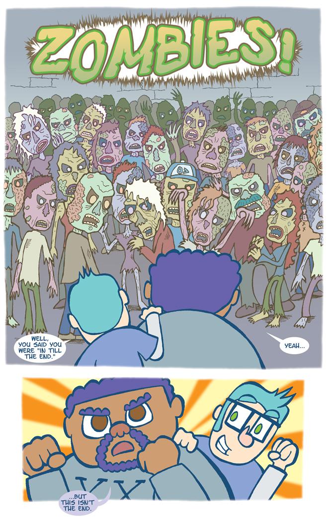 Zombie Zombie Mambo 4