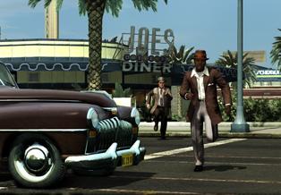 L.A. Noire Chase