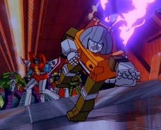 Transformers Assault