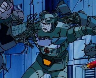 Transformers Kup Rips