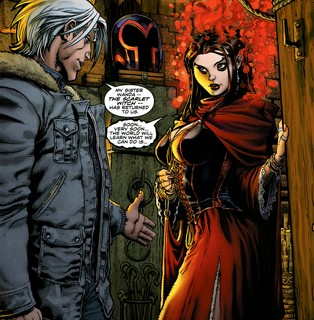 Ultimate Quicksilver And Scarlet Witch