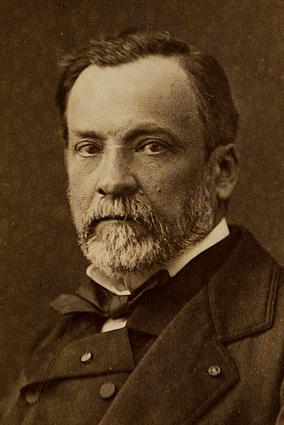 Louis Pasteur by Pierre Lamy Petit