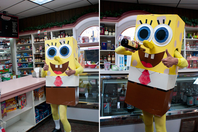 SpongeBob LiquorPants