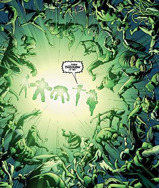 Green Lantern Corps 9