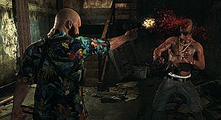 Max Payne 3 spray
