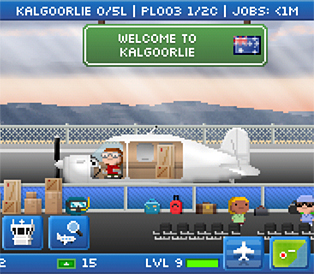 Pocket Planes airport