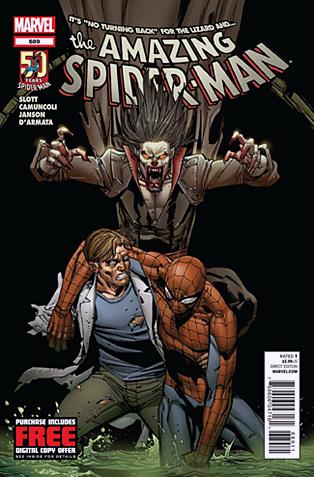 Amazing Spider-Man 689