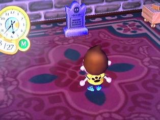 Animal Crossing - Headstone